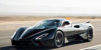 Αυτό είναι το πιο γρήγορο αυτοκίνητο του πλανήτη [βίντεο]