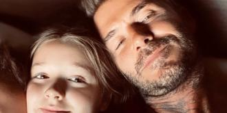 Ο David Beckham έδωσε μια όμορφη ιδέα στους μπαμπάδες ανήλικων παιδιών